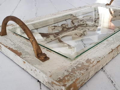 Glass Tray Frame